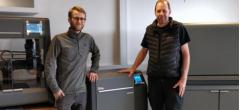 Første Studio System+ hos kunde i Danmark