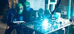 Robotsvejsning med processerne Tig/Plasma