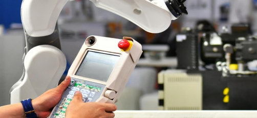 Fleksibelt kursus for faglærere – Håndtering med industrirobotter for operatører