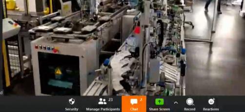 Videndeling om Industri 4.0