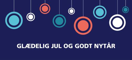 Videnscenteret ønsker dig en glædelig jul og godt nytår