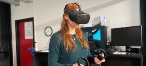 Faglærere blev bidt af VR