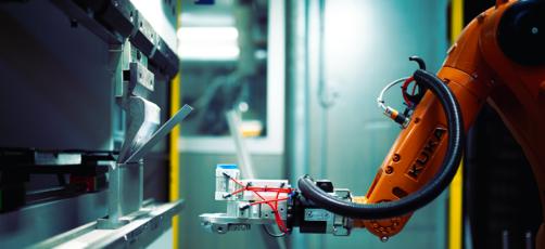 Kursus for faglærere: Programmering af KUKA-robot