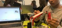 Natur- og teknologifag på erhvervsskole for 5. klasse