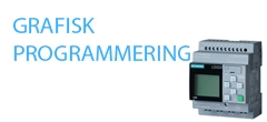 Grafisk programmering video 1 – Introduktion til PLC.
