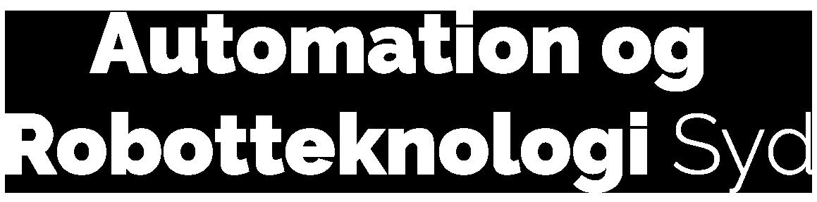 Automation & Robotteknologi (Syd)