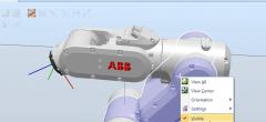 ABB Robot studio – Video 4 – Navigation i et 3D-miljø