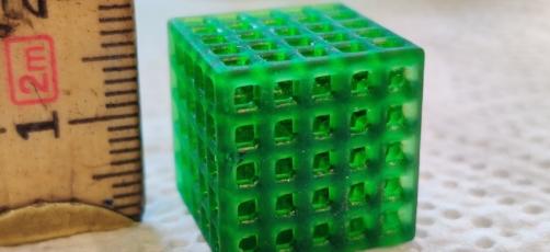 Kursus i 3D-print med resin
