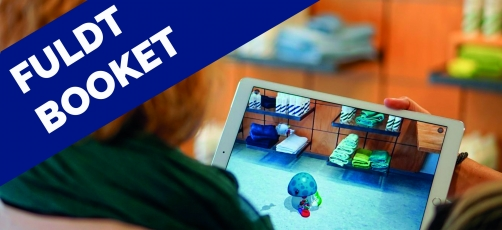 Learning Factory 6: Visuel guidning gennem augmented reality