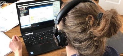 Klasserumsledelse er mindst lige så vigtig online