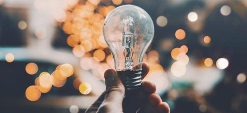 Videndelingsdokument med konkrete ideer til online undervisning