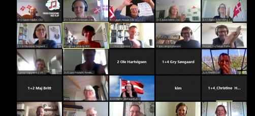 CIU's virtuelle fødselsdag: Præsentationer fra shareshops