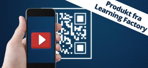 It i grundfagene: Læringsvideoer og QR-koder i matematik