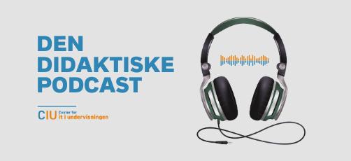 Nyelæremidlerskal testes af elever: 16 didaktiske podcast er klar til brug i EUD