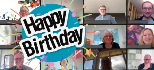 Faglig fødselsdag – videoer, slides og links
