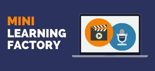 Mini-Learning Factory om differentiering med film og podcast