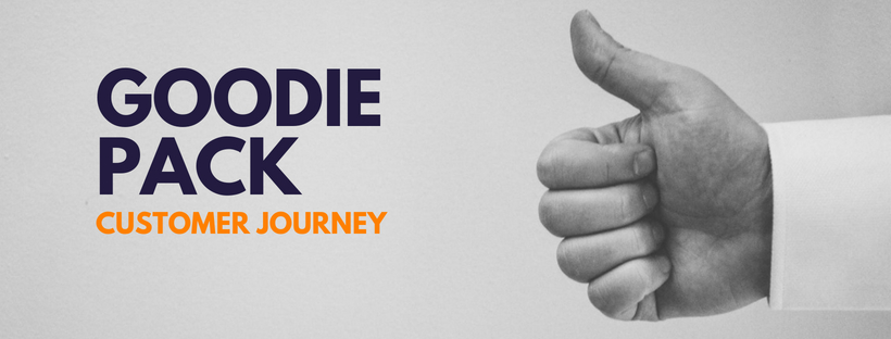 Goodiepack Customer Journey
