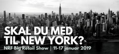 New York – NRF Big Retail Show