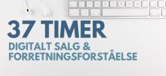 Digitalt salg og forretningsforståelse (37 timer)