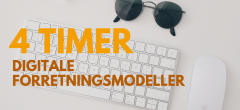 Digitale forretningsmodeller – Afsætning D-C (4 timer)