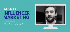 Webinar d. 16. maj om Influencer Marketing