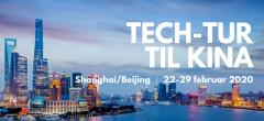 Studietur: Tech-tur til Shanghai & Beijing
