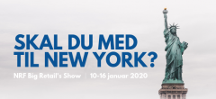 Studietur: NRF Big Retail Show i New York