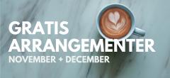 Gratis arrangementer om digital handel – november + december