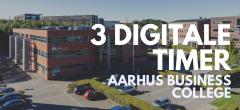 3 digitale timer – Aarhus Business College