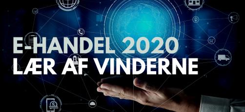Se eller gense webinar: E-handel 2020 – lær af vinderne