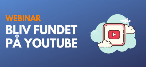 Webinar: Grundlæggende SEO på YouTube