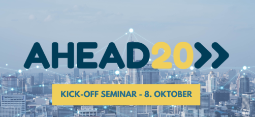 AHEAD20 – online kick-off seminar