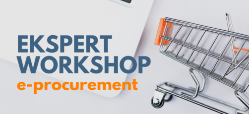 Ekspert workshop: E-procurement (online)