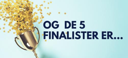 Og finalisterne i EUXBizCup 2020 er…