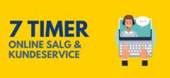 Online salg og kundeservice – Hovedforløb detail