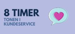 Tonen i kundeservice – Hovedforløb Detail
