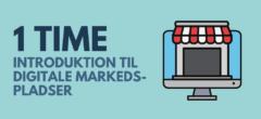 Introduktion til digitale markedspladser – Afsætning C
