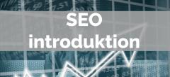Online markedsføring – SEO introduktion