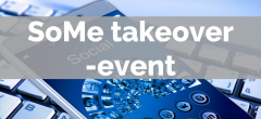 Sociale medier (SoMe) takeover – event