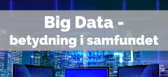 Big Data | EUD/EUX: Samfundsfag C