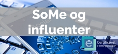 Sociale medier (SoMe) og influenter