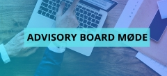 Advisory board møde