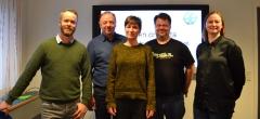Skolebesøg: Viden om data byder velkommen til Køge Handelsskole, som er ny brugerskole