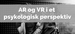 AR og VR – Kontor med speciale, lægesekretær /Psykologi C