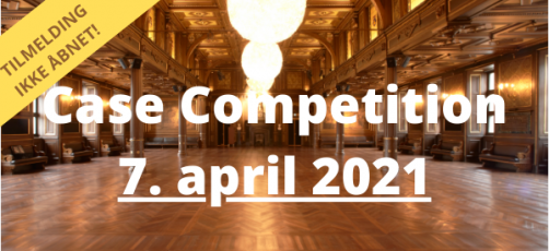 Case Competition 2021