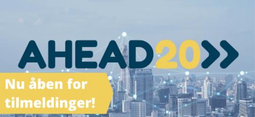 AHEAD20 – Årets konference for undervisere på de merkantile erhvervsuddannelser