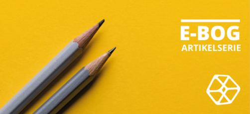 E-bog | Artikelserie til undervisning i databaserede emner