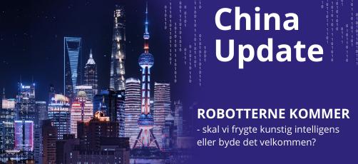 China Update | Robotterne kommer