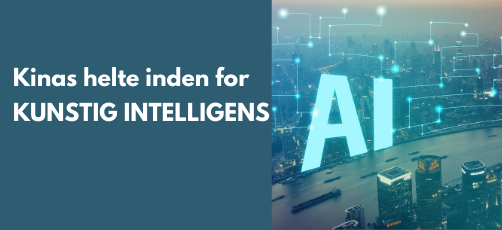 Artikel: Kinas helte inden for kunstig intelligens