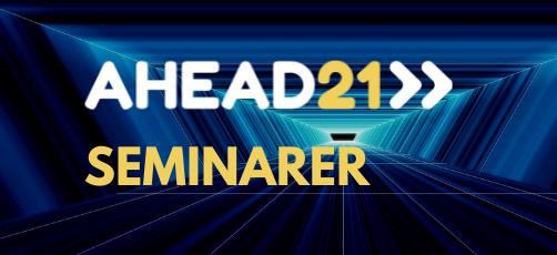 AHEAD21 – Årets online seminarrække